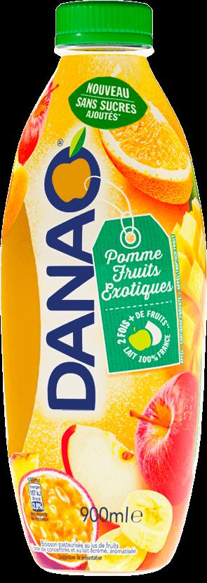 Pomme Fruits exotiques
